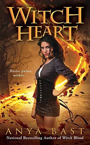 Bast Anya - Witch Heart