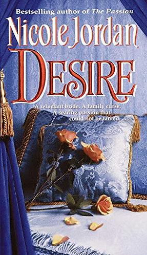 Desire by Jordan Nicole