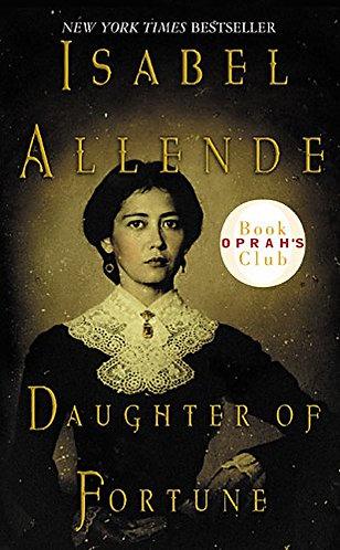 Allende Isabel - Daughter of fortune