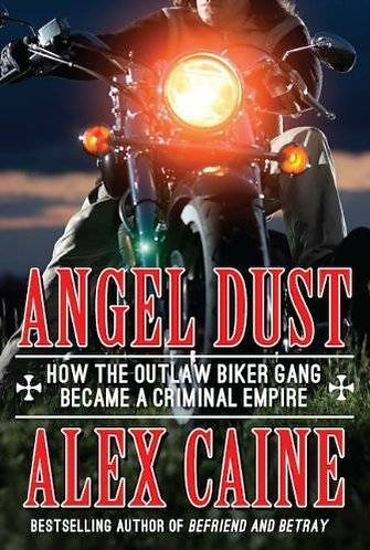ANGEL DUST by CAINE ALEX