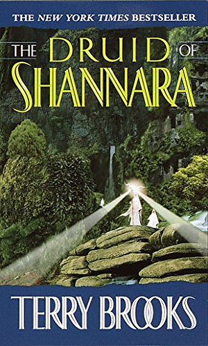 The Druid Of Shannara by Brooks Terry