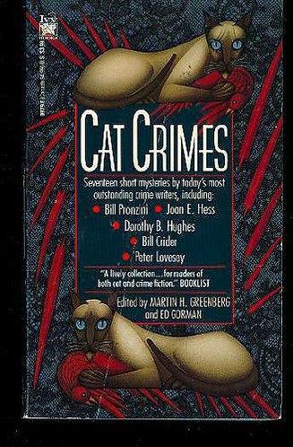 Cat Crimes by Greenberg M