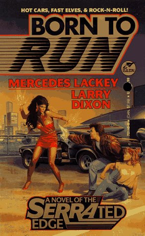Born To Run by Lackey Mercedes