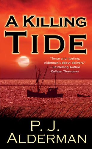 A Killing Tide by Alderman P.J.