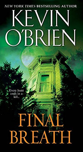 Final Breath by O'brien Kevin