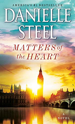 Matters of the Heart by Steel Danielle