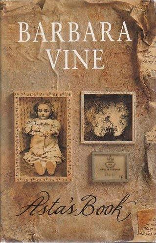 Asta's Book by Vine Barbara