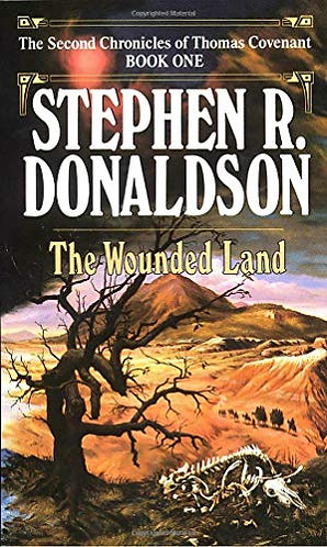 The Wounded Land by Donaldson Stephen R.
