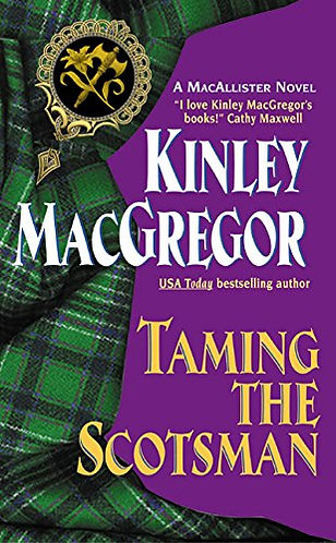 Taming The Scotsman by Macgregor Kinley