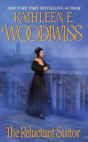 The Reluctant Suitor by Woodiwiss Kathleen E.
