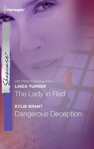 The Lady in Red/Dangerous Deception by Turner Linda