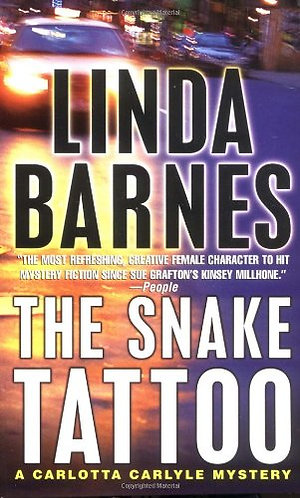 The Snake Tattoo by Barnes L