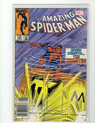 Amazing Spider-man #267 - NM- (Canadian Price Variant)