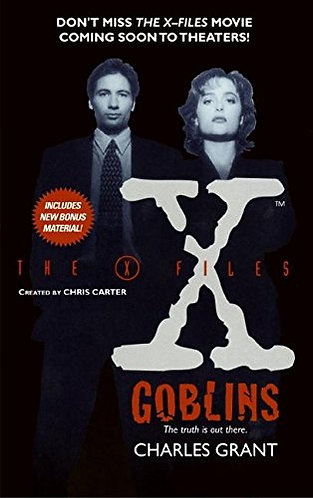 The X-files Goblins by Grant C