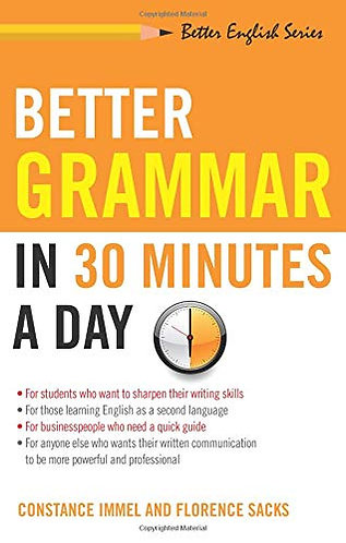Better Grammar by