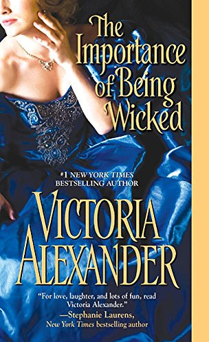 Alexander Victoria - The Importance Of Being Wicked