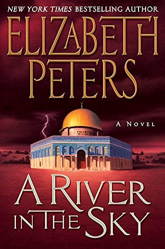 A river in the sky by Peters Elizabeth