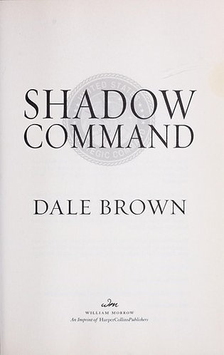 Shadow Command by Brown Dale