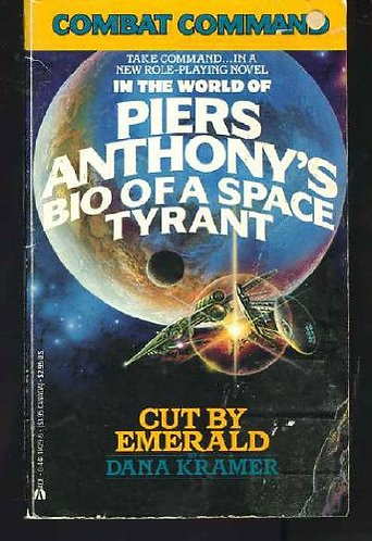 Bio of a Space Tyrant by Anthony Piers