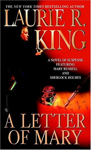 A Letter Of Mary by King Laurie R.