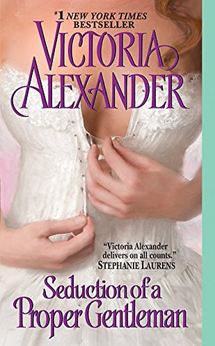 Alexander Victoria - Seduction Of A Proper Gentleman