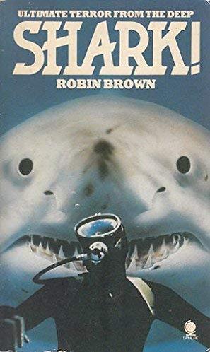 Brown Robin - Shark!