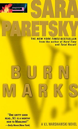 Burn Marks by Paretsky Sara