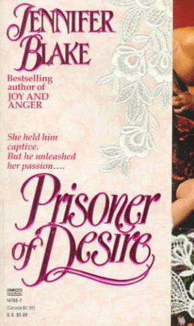 Prisoner Of Desire by Blake Jennifer