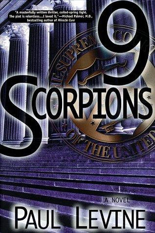 9 Scorpions by Levine Paul
