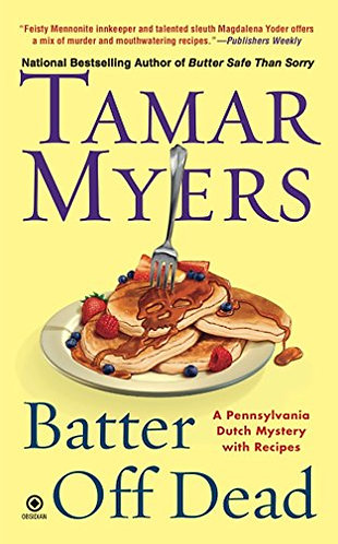 Batter Off Dead by Myers Tamar