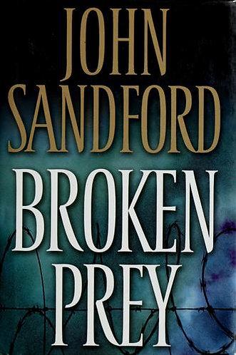 Broken Prey by Sandford John