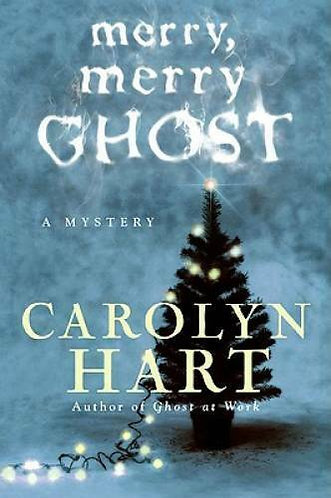 merry merry ghost by Hart Carolyn