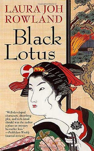 Black Lotus by Rowland Lau
