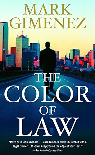 The Color of Law by Gimenez Mark