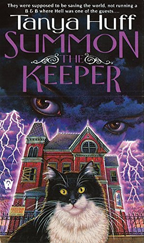 Summon The Keeper by Huff Tanya