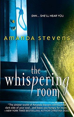 The Whispering Room by Stevens Amanda