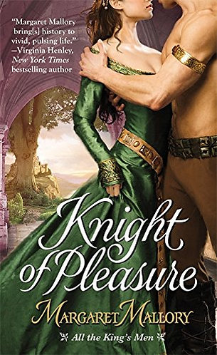 Knight Of Pleasure by Mallory Margaret