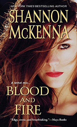 Mckenna Shannon - Blood and Fire