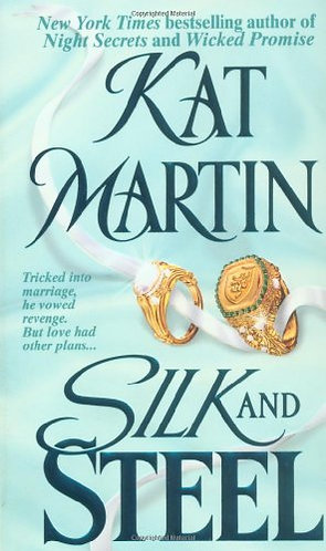 Silk And Steel by Martin Kat