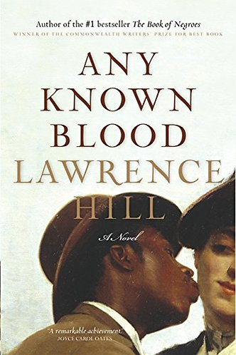 Any Known Blood by Hill Lawrence
