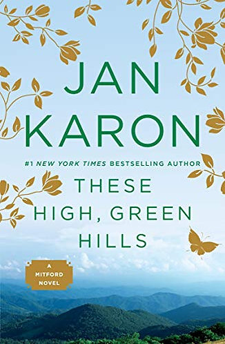 These High Green Hills by Karon Jan