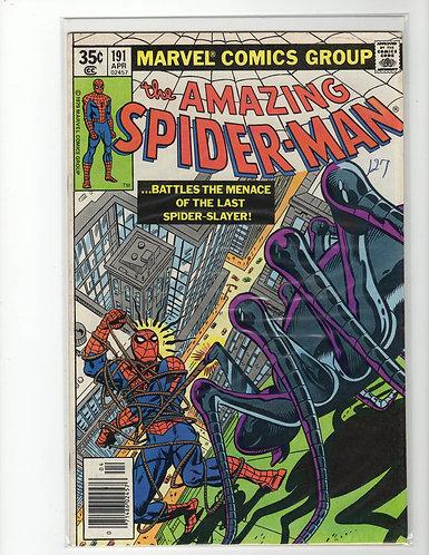 Amazing Spider-Man #191 - VF/NM