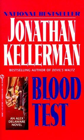 Blood Test by Kellerman Jonathan