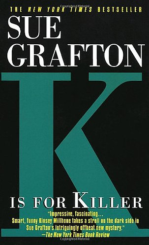 K Is For Killer by Grafton Sue
