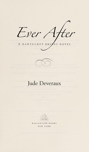 EVER AFTER by Deveraux Jude