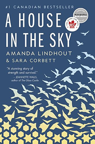 A House in the Sky(Canadian) by Lindhout Amanda