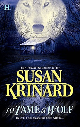 To Tame A Wolf by Krinard Susan