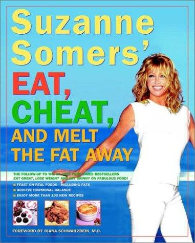 Eat cheat and Melt Away The Fa by Somers Suzanne