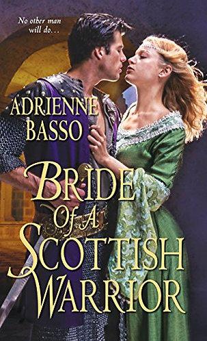 Basso Adrienne - Bride of a Scottish Warrior