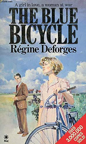 The Blue Bicycle by Deforges Regine